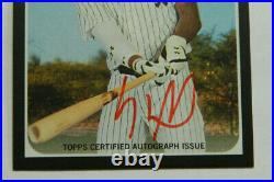 2020 Topps Heritage Luis Robert Real One Red Ink Auto 50/71